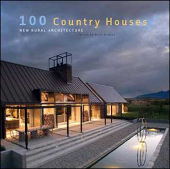 دانلود کتاب ۱۰۰country houses – new rural architecture