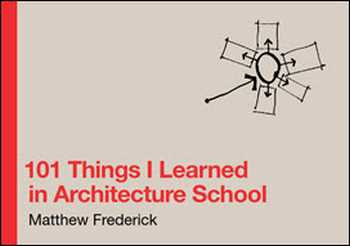 دانلود کتاب ۱۰۱Things I Learned in Architecture