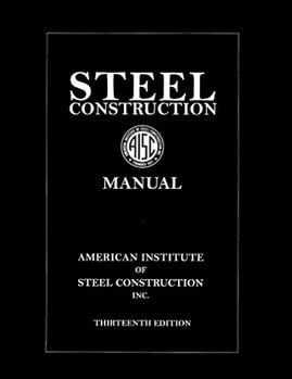 AISC Steel Construction Manual 13th, 2006