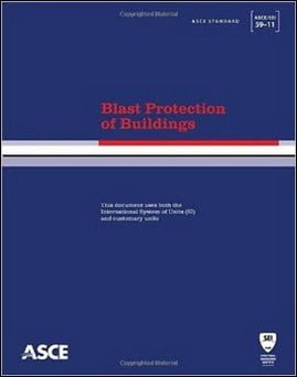 ASCE, Blast Protection of Buildings, 2011