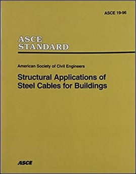 ASCE, Structural Applications of Steel Cables for Buildings, 1997