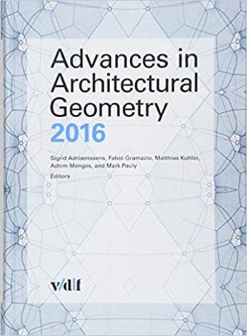 دانلود کتاب Advances in Architectural Geometry 2016