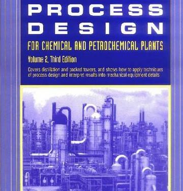 Applied process design for chemical and petrochemical plants, vol.2, Ernest E. Ludwig (Eds.), 3th,1997