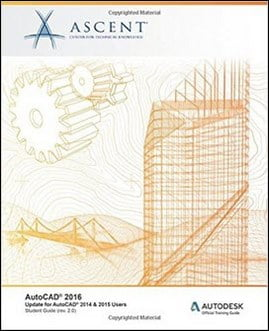 Ascent, AutoCAD 2016 Update for AutoCAD 2014 & 2015 Users, 2015