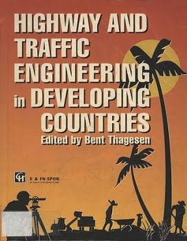 B. Thagesen, Highway and Traffic Engineering In Developing Contries, 1996