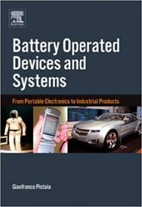Battery Operated Devices And Systems From Portable Electronics To Industrial Products, 2008
