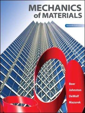 Beer F. P, Mechanics of Materials, 7th ed, 2015