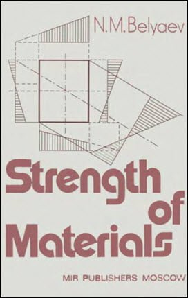 Belyaev N. M., Strength of Materials, 1979