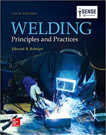 دانلود کتاب Bohnart E. R., Welding Principles and Practices, 5th ed, 2018