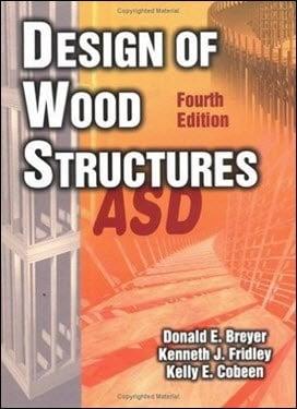 Breyer D. E., Design of Wood Structures ASD, 4th ed, 1998