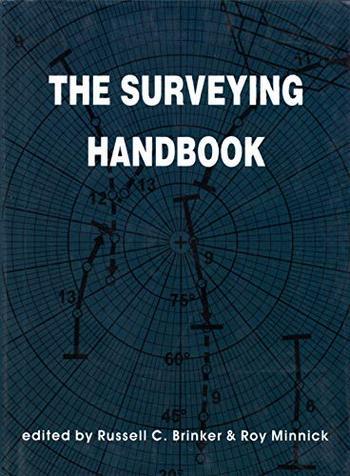 Brinker R. C., The Surveying Handbook, 2nd ed, 1995