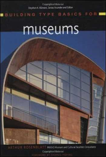 دانلود کتاب Building Type Basics for Museums