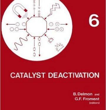 دانلود کتاب Catalyst Deactivation,B. Delmon and G.F. Froment (Eds.),1980