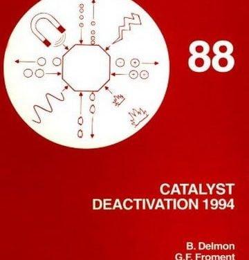 دانلود کتاب Catalyst Deactivation Proceedings ofthe 6th International Symposium Ostend,B. Delmon, 1994