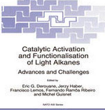 دانلود کتاب Catalytic Activation and Functionalisation of Light Alkanes: Advances and Challenges,P. L. Villa,1998