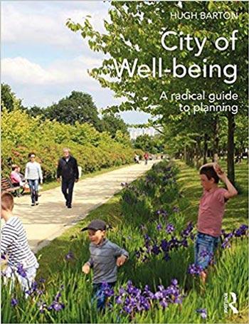 دانلود کتاب City of Well-being: A radical guide to planning