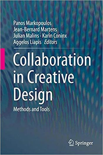 دانلود کتاب Collaboration in Creative Design: Methods and Tools