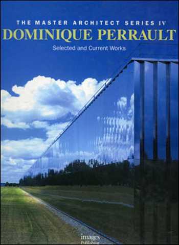 دانلود کتاب Dominique Perrault Selected and Current Works