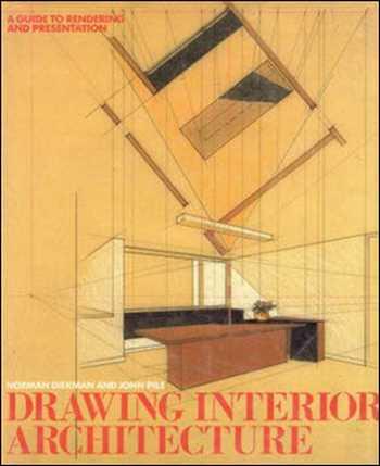 دانلود کتاب Drawing Interior Architecture