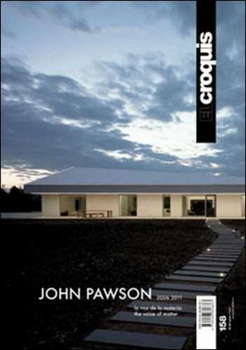دانلود کتاب El Croquis 158 – John Pawson 2006-2011 – The Voice of Matter