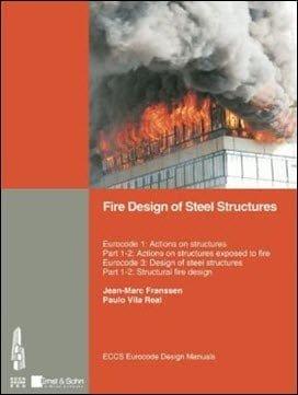 Franssen J. M., Fire Design of Steel Structures, 2012