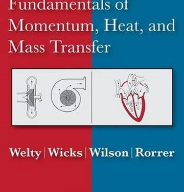 Fundamentals of Momentum, Heat, and Mass Transfer , book & solution,2014
