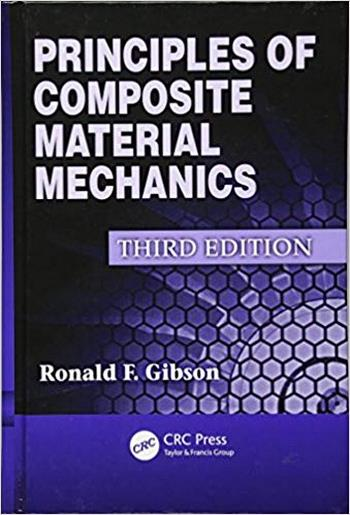 Gibson R. F., Principles of Composite Material Mechanics, 3rd ed, 2011