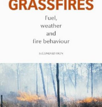 دانلود کتاب Grassfires: Fuel, Weather and Fire BehaviourPhil Cheney, 2009