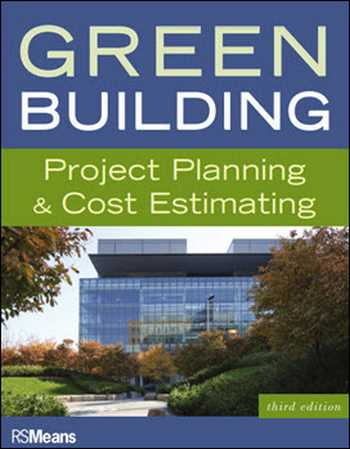 دانلود کتاب Green Building – Project Planning and Cost Estimating