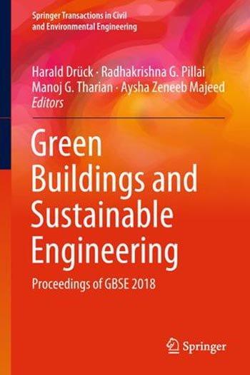 دانلود کتاب Green Buildings and Sustainable Engineering