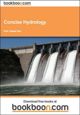 Han D., Concise Hydrology, 2010