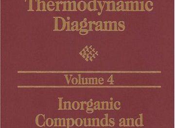 Handbook of Thermodynamic Diagrams, Carl Yaws, 1996