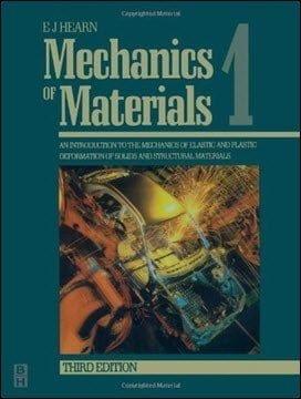 Hearn E. J., Mechanics of Materials 1, 1997