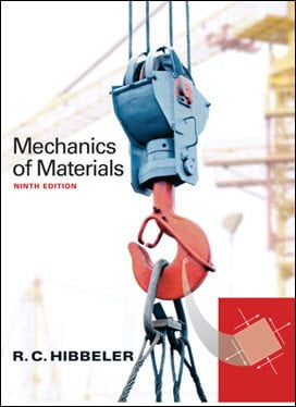 Hibbeler R. C., Mechanics of Materials, 9th ed, 2014