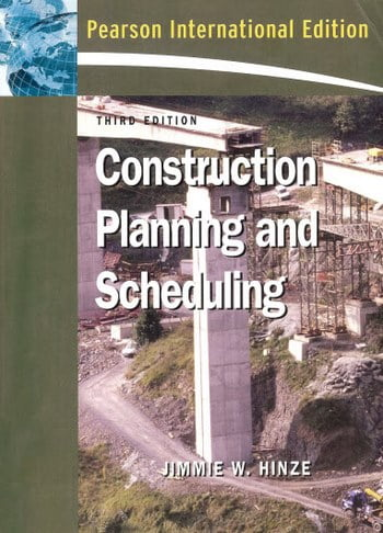 Hinze J. W., Construction Planning and Scheduling, 3rd ed, 2008