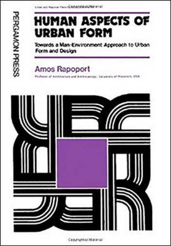 دانلود کتاب Human Aspects of Urban Form