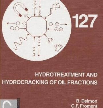 دانلود کتاب Hydrotreatment and Hydrocracking of Oil Fractions,B. Delmon, 1999