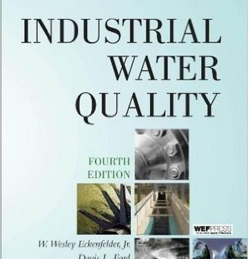 Industrial Water Quality, 2008