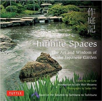 دانلود کتاب Infinite Spaces The Art and Wisdom of the Japanese Garden
