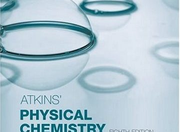 Instructor's solutions manual to accompany Atkins' physical chemistry, Peter William Atkins, 8th, 2006