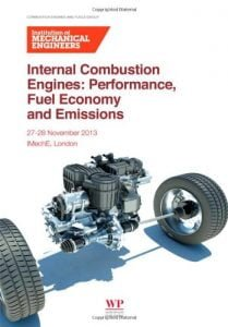 Internal Combustion Engines - Performance, Fuel Economy And Emissions, 2013