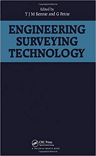 Kennie T. J. K., Engineering Surveying Technology, 1993