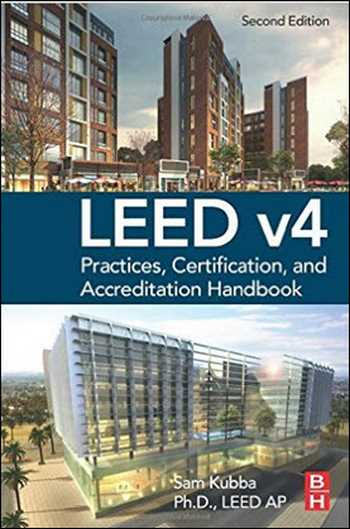 دانلود کتاب LEED v4 Practices, Certification, and Accreditation Handbook, Second Edition