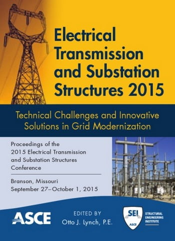 Lynch O. J., Electrical Transmission and Substation Structures, 2015