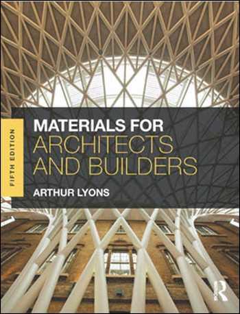 دانلود کتاب Materials for Architects and Builders