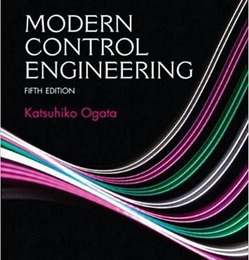 Katsuhiko Ogata , Modern Control Engineering , 5th Edition , book & solution 2009