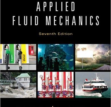 دانلود کتاب Mott R. L., Applied Fluid Mechanics, 7th ed, 2014