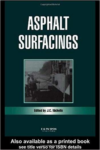 Nicholls J. C., Asphalt Surfacings, 1998