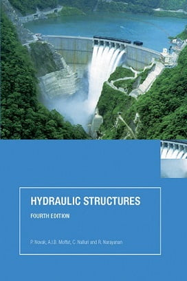 P.Novak, Hydraulic Structures, 4th ed, 2007
