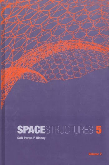 Parke G., Space Structures 5 - Volume 2, 2002